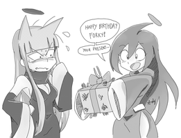 Birthday-Fork 2015 by NeoSlashott