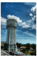 Water Tower by shuttermonkey