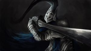 Artorias Dark Souls fan art by Hamzilla15