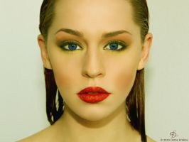 Photo Retouching and Make Up by Krokiart