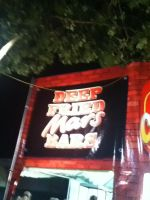 Deep fried Mars bars... by MoonStonePack