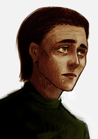 Loki Laufeyson by SplishSploish