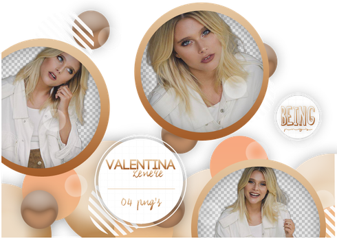 Png pack 049 // Valentina Zenere by BeingPngs