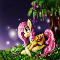 MLP:FIM_Fluttershy by Light-East