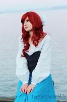The Little Mermaid by TenshiTheBubble