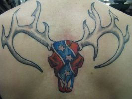 Another redneck tat by madtattooz
