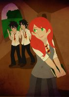 James and Lily Paper by Tetra-Zelda