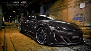 Scion FR-S Concept - Front by Active-Design