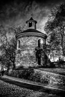 st. Martin on Vysehrad by Yupa