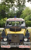 Land Rover RAF Mountain Rescue 1 by Dan-S-T
