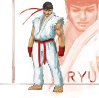 ryu by AndrewWest
