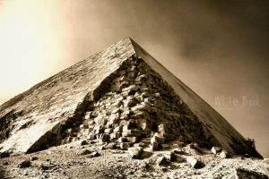 Bent Pyramid by WhiteBook