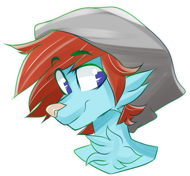 Hat by GalaxyOtter77