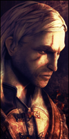 The Witcher Vertical Signature by Hura134