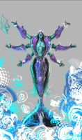 Water Colossus by vancamelot