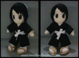 Hinamori Plushie_Full Scene by renealexa