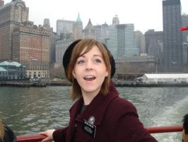 Lindsey In Nyc by theShadowGrove