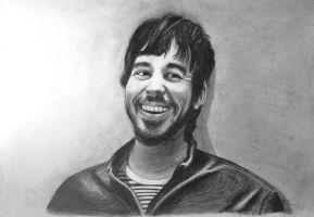 Smile(Mike Shinoda) by AdmirerOfLife