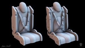 ATMG Seat by aroche