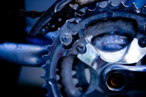 Gearwheel by AntonPhotographie
