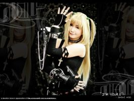 """I'm Yours"" - amane misa by G3Tan"