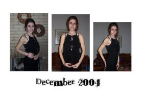 my horrible Anorexia Nervosa episode in 2004-2005 by marjol3in1977