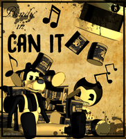 [Contest Entry] Bendy In Can It by AustinTheBear