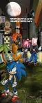 Sonic: The City Lights by kintobor