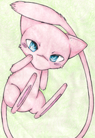 Mew by cluelesscomedy123