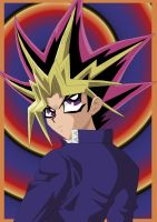 Yami By Shurtugalgeek Colored by usagisailormoon20