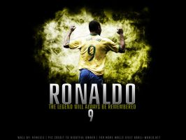 Ronaldo by Nemesis4Real