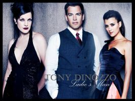Tony DiNozzo Ladie's Man by KissofCrimson