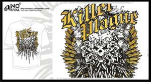 Killer Plague 02 by inumocca
