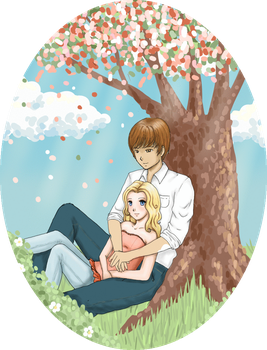 Cassius and Aislyn 2 by Shinteki