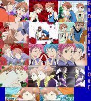 Ouran High brotherly love by Devil-Vergil