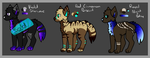 Sand and Sky [ Adopts Batch #1 ] - OPEN [2/3] by RenaiRoa