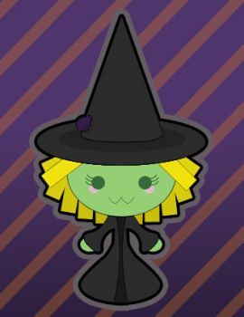 Witchy by sillyflutegirl