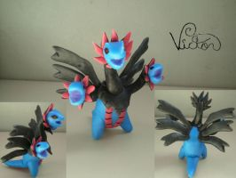 635 Hydreigon by VictorCustomizer