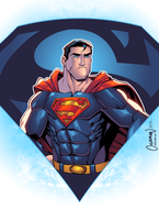Superman by AlonsoEspinoza