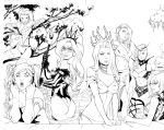 Damsels in Excess  SDCC 2014 by Arciah