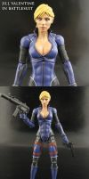 Battlesuit Jill Valentine by Jin-Saotome