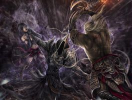 Diablo III: Reaper of Souls Contest entry by PhuMac