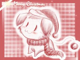 Merry Christmas       +card 1+ by jinyjin
