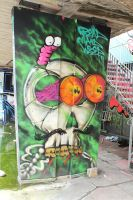 Bristol graffiti 40 by stucknuts