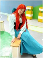 Ariel Cosplay by palchan