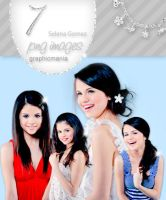 Selena Gomez png pack 2 by Graphic-Mania