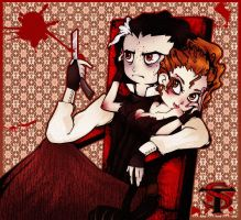 Sweeney Todd by Kurachika