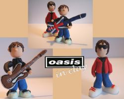 Oasis in Clay by Mazzi294