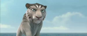 Ice Age 4 Shira new trailer by Galaxywarriess1234