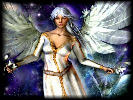 Angel of Mercy by im1happy